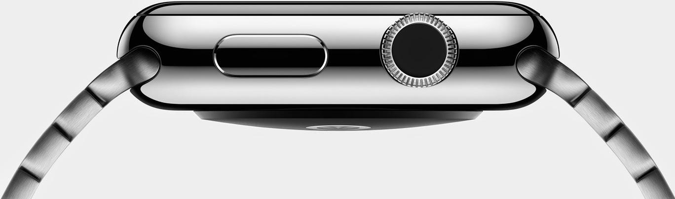 Apple Watch - Digital Crown