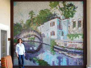 Arneson River Theater Mural and Me