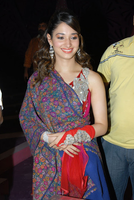 tamanna at ram charan bday celebrations