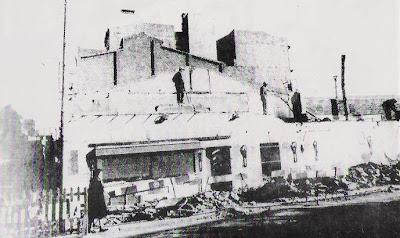 Bar Granja em 1960