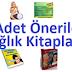 4 Adet Önerilen Sağlık Kitapları
