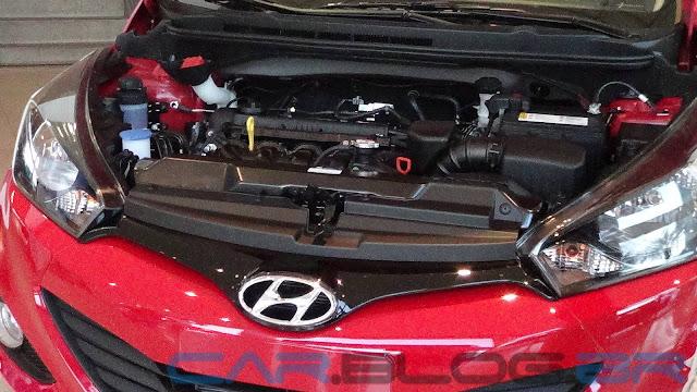 Hyundai HB20 2013 - tabela de preços