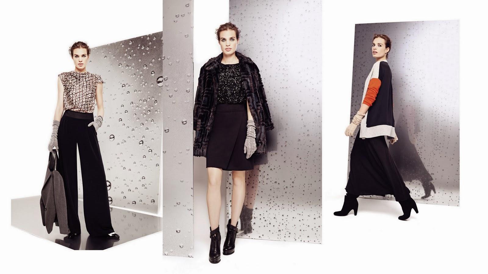 Moda Argentina: Colección Graciela Naum Invierno 2014