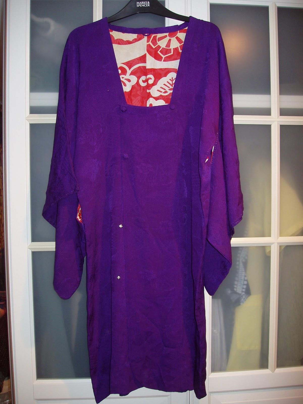 sashiko and other stitching: Silk washing and anatomy of a michiyuki ...