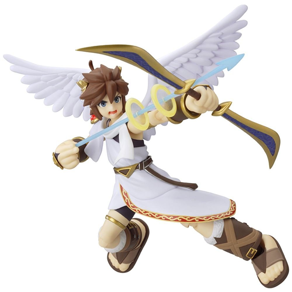 Kid Icarus HD & Widescreen Wallpaper 0.33243073681034