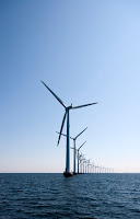 Offshore wind farm (Credit: ©iStock.com) Click to Enlarge.