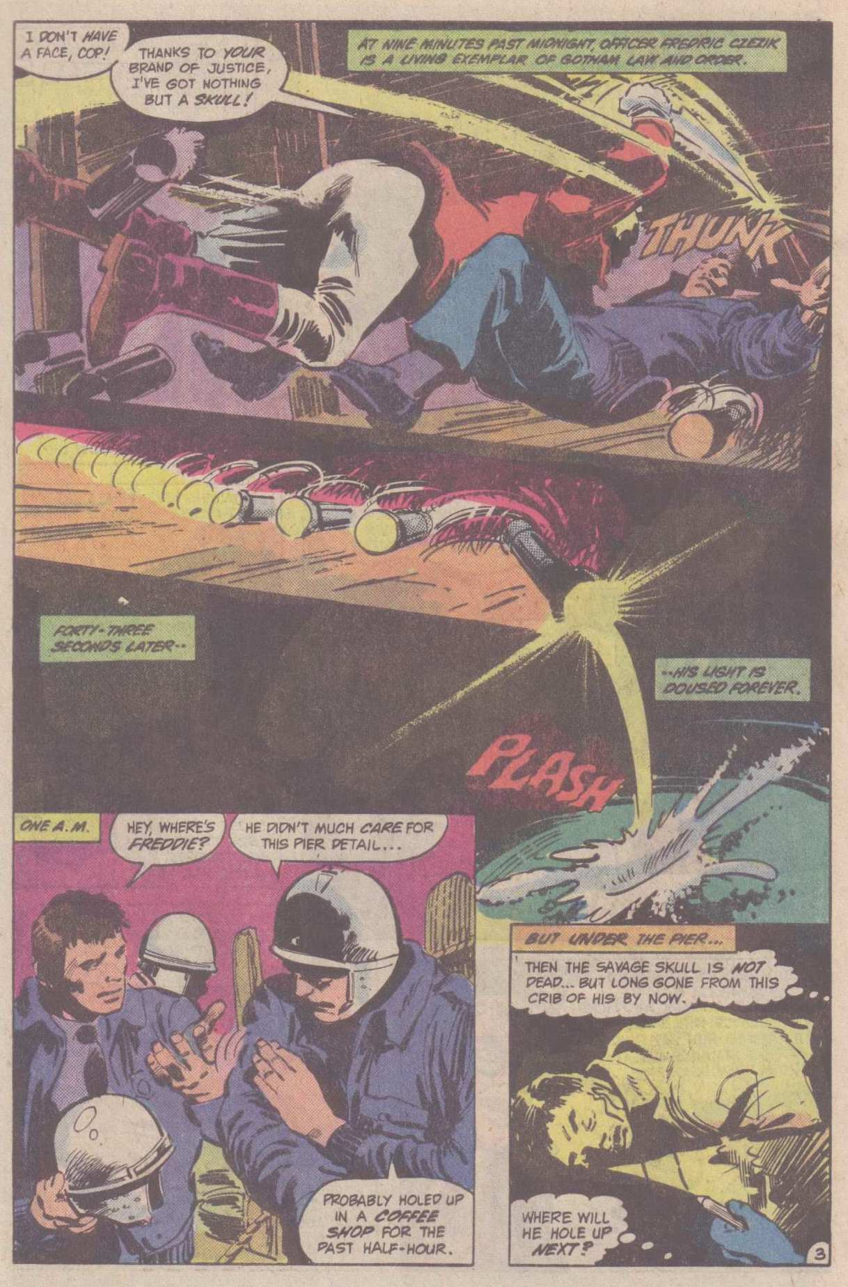 Detective Comics (1937) Issue #528 Page 5