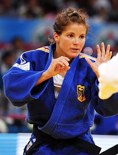 Judoka Romy Tarangul