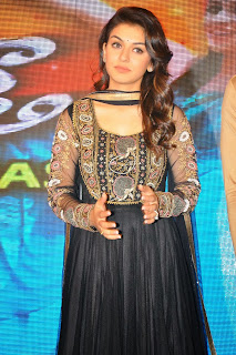 Hansika Motwani Pictures in Black Dress at Doosukeltha Telugu Movie Audio Launch ~ Celebs Next