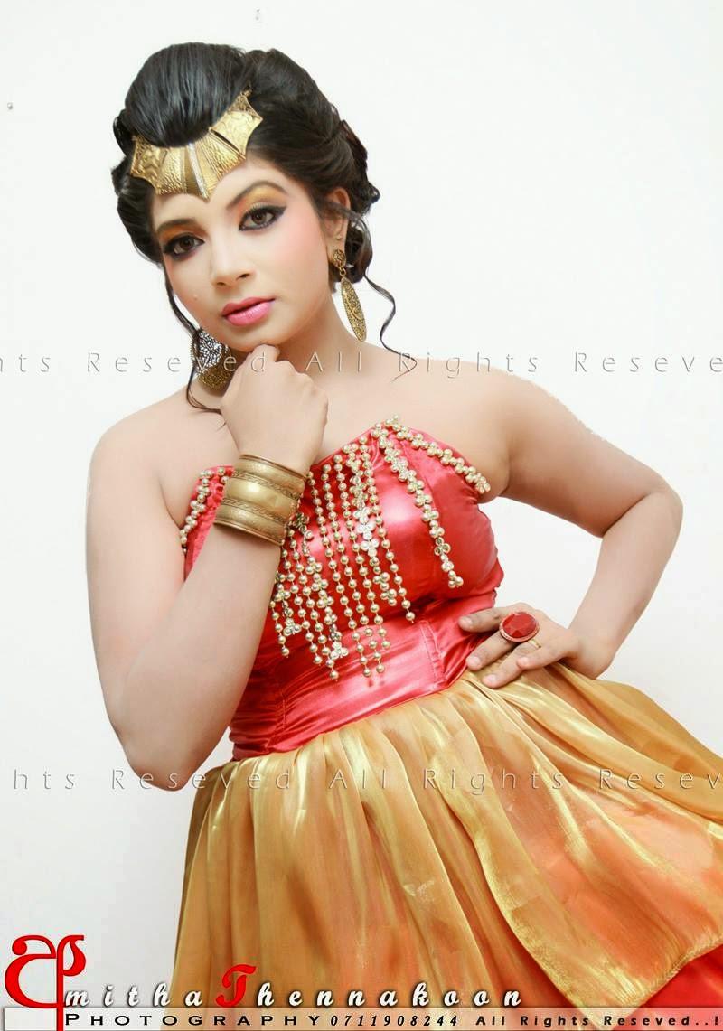 Udari Kaushalya Udayakumar chubby
