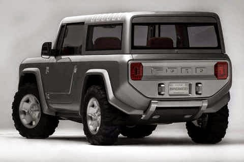 2016 Ford Bronco SVT Raptor Price and Release Date