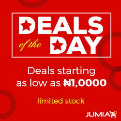 Shop With Jumia