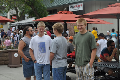 Record Breaking Crowds at MN State Fair, and we were there!