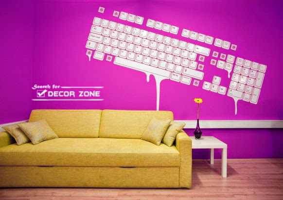 vinyl wall stickers for office wall decor