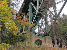 Cut River Bridge; Michigan's Upper Peninsula