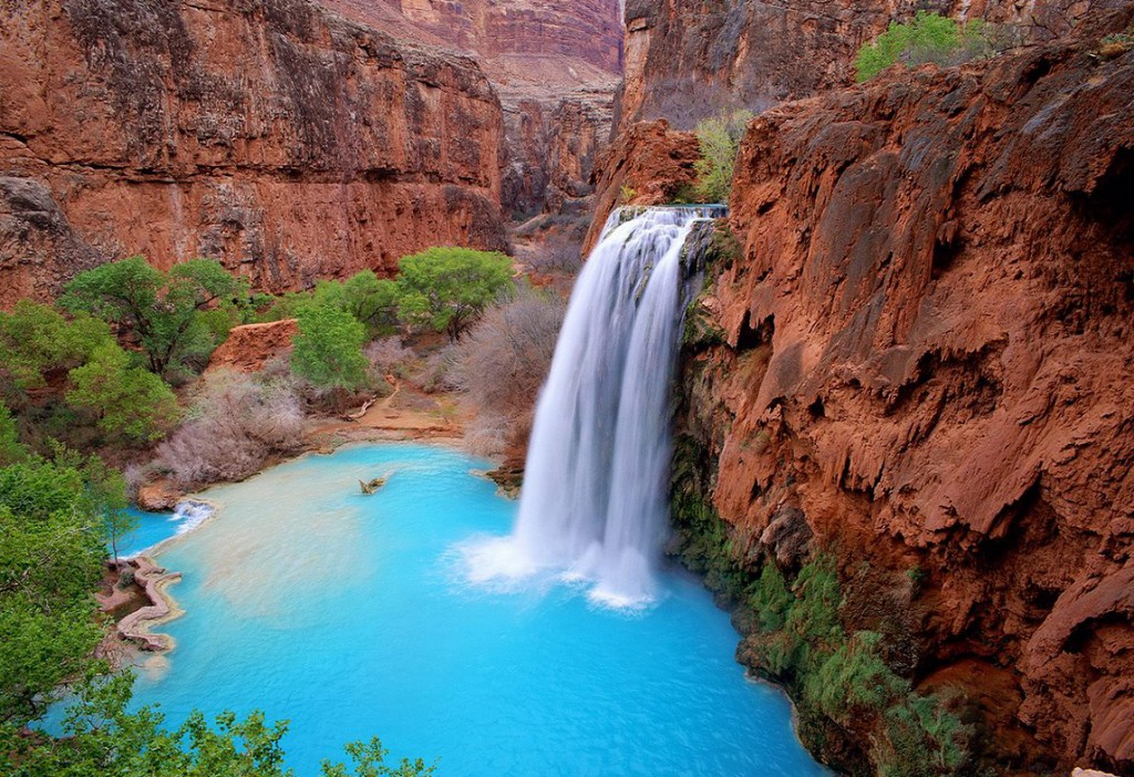 Los paisajes mas relajantes del mundo