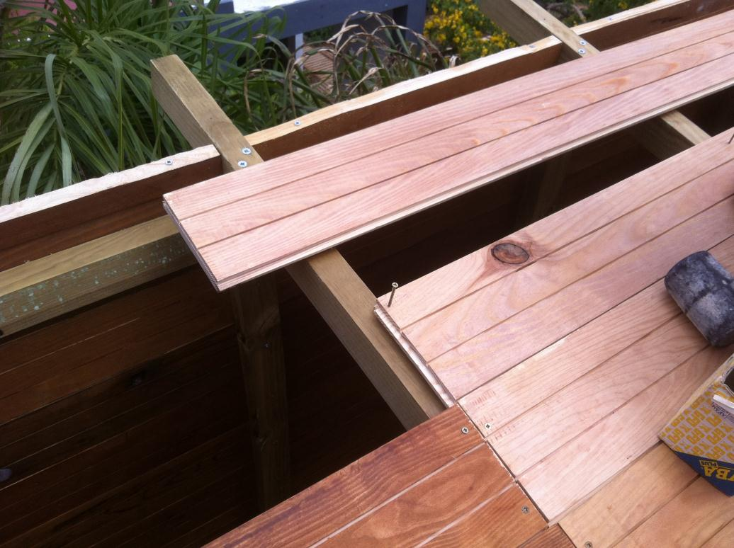 Youplanter ideas para el jard n y al f n la casa del for Tela asfaltica para tejados de madera