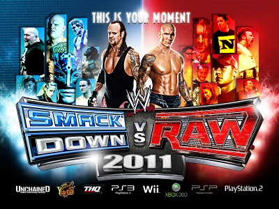 WWE Smackdown vs Raw 2011 Full Version PC Game Free Download - Fully PC Games For Free Download