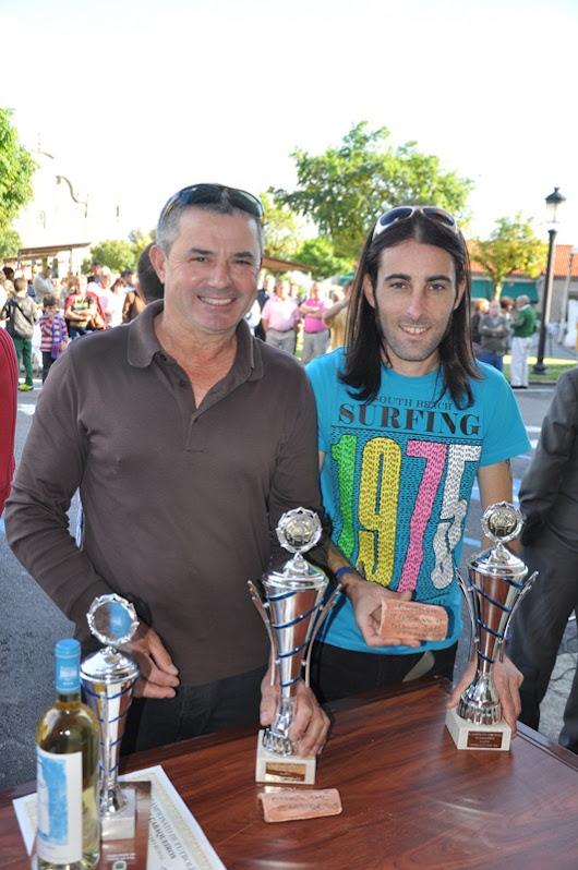 GERA E YEYA, CAMPIÓNS DE 2012