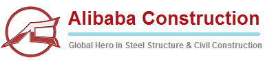 Alibaba Construction | Steel Building Civil Construction Company