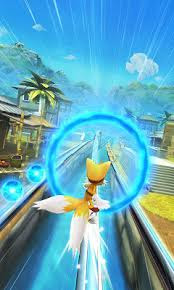 Sonic Dash 2 Sonic Boom v1.3.3 MOD APK Android (Unlimited Money)