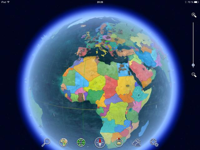 Europe + Afrique
