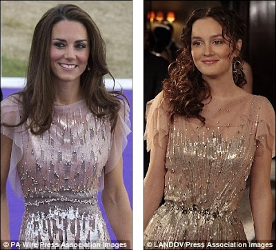 Copy Kate: The Jenny Packham Dress The Duchess Wore Last Month Was