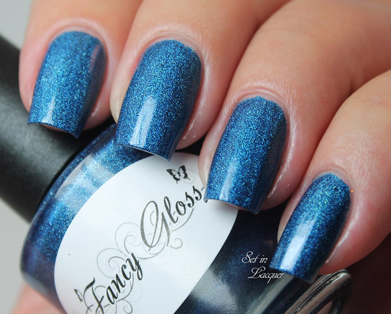 Fancy Gloss - Blue Lagoon