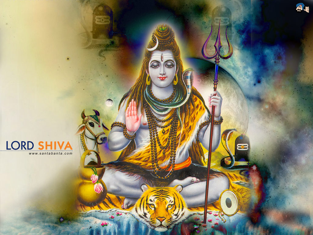 Lord Shiva -ASH FULL of Wallpapers | Divine Thought ...