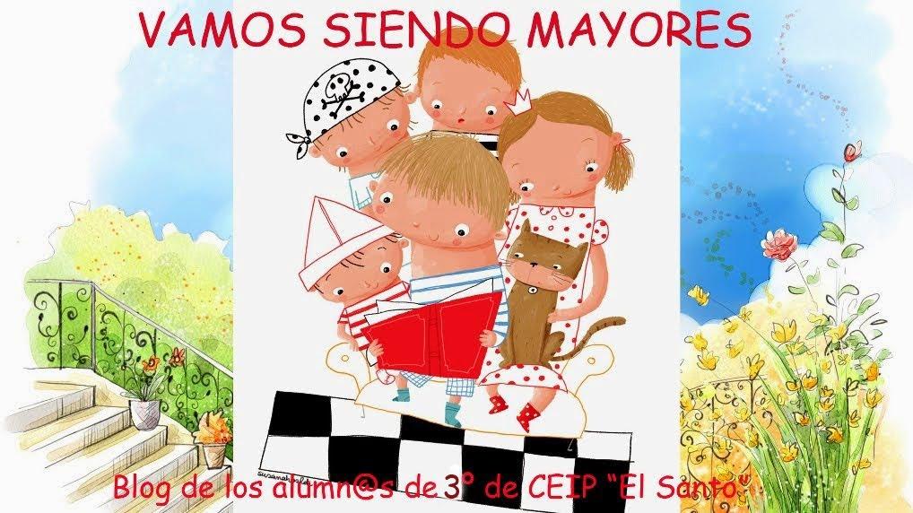 VAMOS SIENDO MAYORES