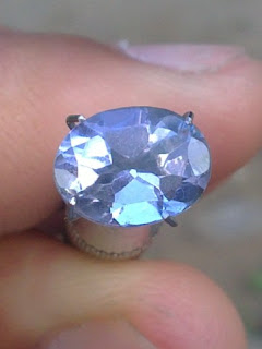 water sapphire iolite