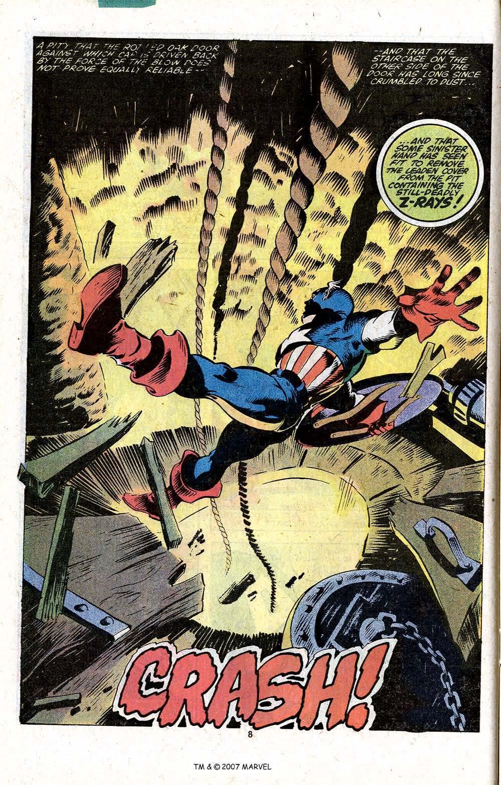 Captain America (1968) Issue #256 #171 - English 10
