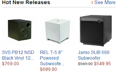 Hot New Releases Subwoofers Here!