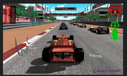 Download Formula Unlimited 2014 Gratis, Game Android Balap Formula