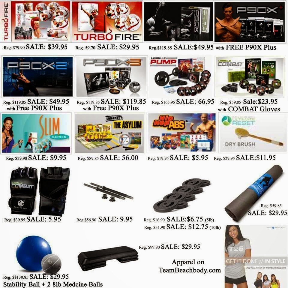 Beachbody Black Friday deals