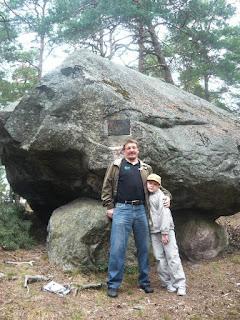 Таммисаари, Экенес, частный гид, экскурсии, камень Ромундера, Финляндия,