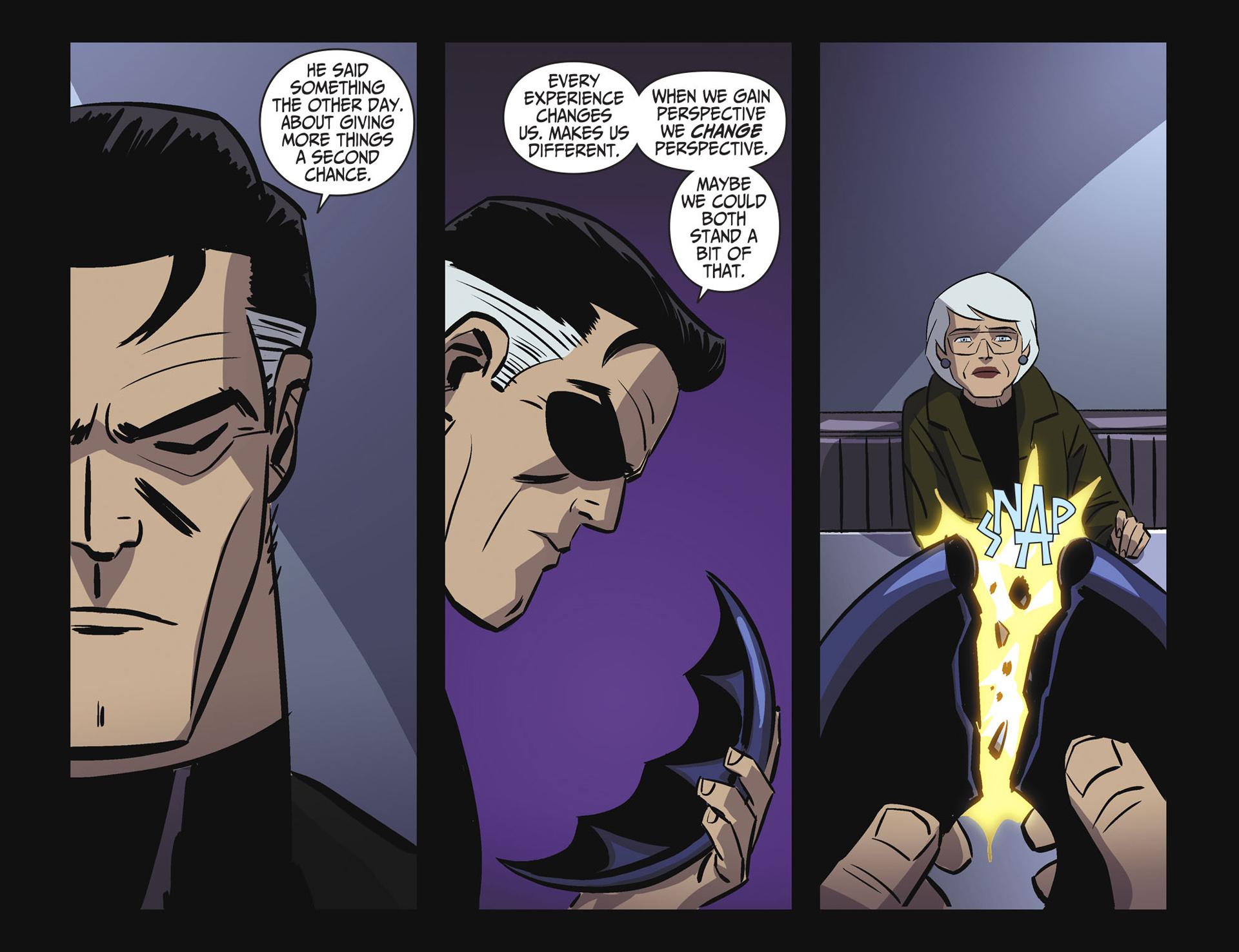 Batman Beyond 2.0 #16 #25 - English 16