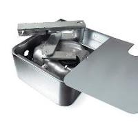 Автоматический подземный привод NICE METROPLEX для распашных ворот