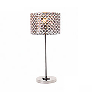 Z GALLERIE ALLURE TABLE LAMP