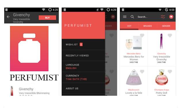 Perfumist App