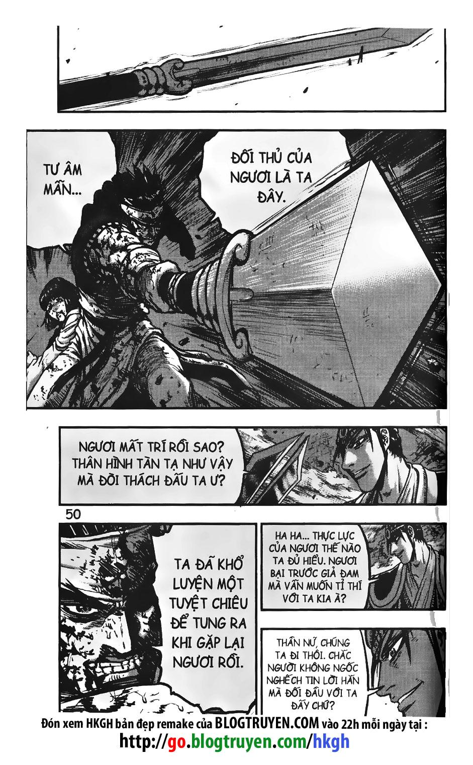 Hiệp Khách Giang Hồ chap 399 Trang 5 - Mangak.info