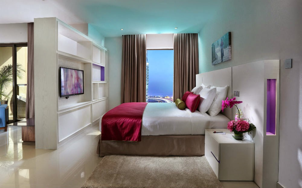 The Hawthorn Suites by Wyndham Dubai is located in JBR