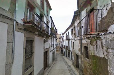 Calle Las Armas de Béjar