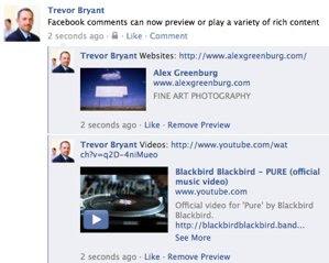 Cara Berbagi Tautan Lewat Komentar Facebook