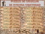 FORMAMOS PUZZLES DE CASTILLOS