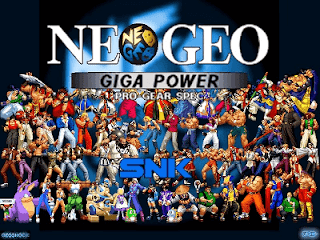 Download Game NEO GEO PC Full Version