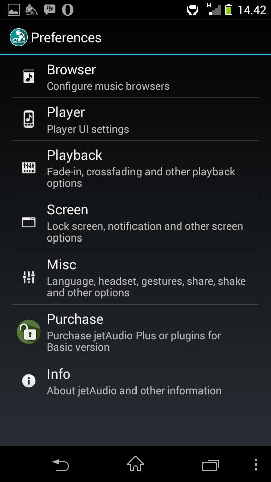 jetAudio Music Player Plus Apk Terbaru