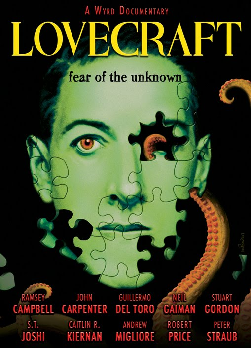 Lovecraft Fear Of The Unknown Trailer