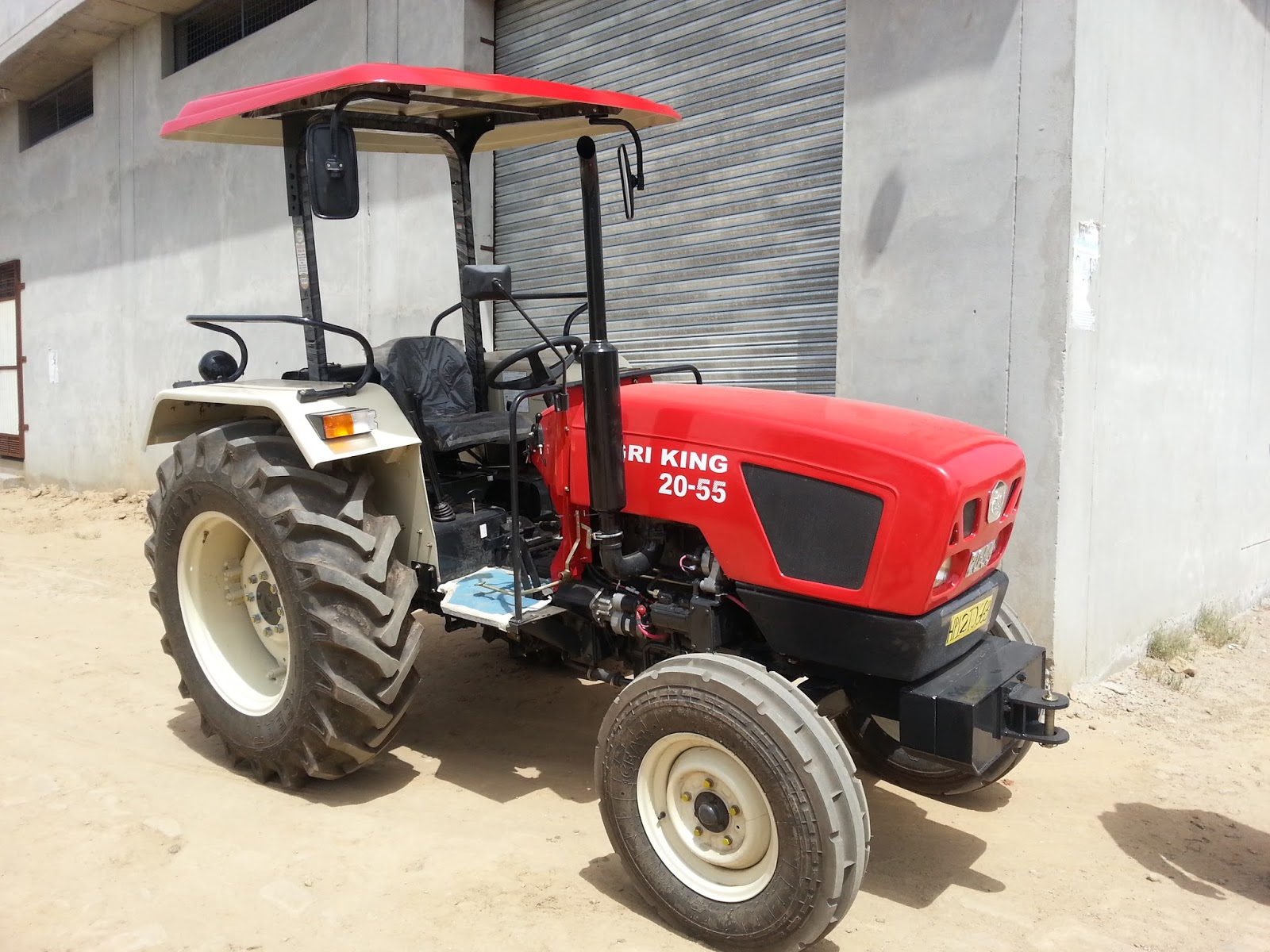 Tractor Side Mirrors : Bablu kalsi engg works all tractor accessories agri