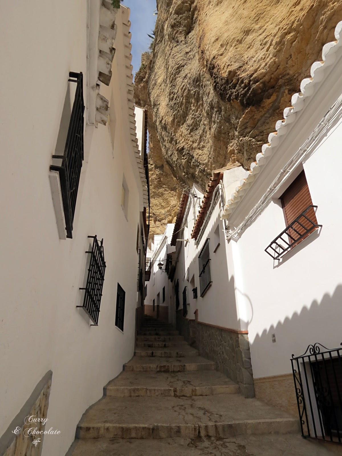 Calle Herrería - Setenil de las Bodegas